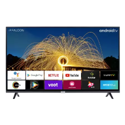 """iFFALCON HD Ready LED Smart Android TV with Google assistant tv by TCL """