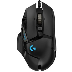 """Logitech G502 HERO Wired Optical Gaming Mouse"""