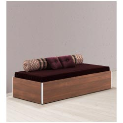 """Day Bed with Storage Brand Spacewood"""