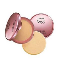 """Lakme - Matte Longlasting Coverage Powder Foundation Compact"""